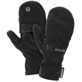 Marmot M's Windstopper Convertible Glove Black (001)